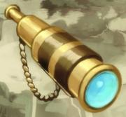Bronzespyglass
