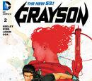 Grayson (Volume 1) Issue 2