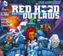 Red Hood and The Outlaws (Volume 1) Issue 10