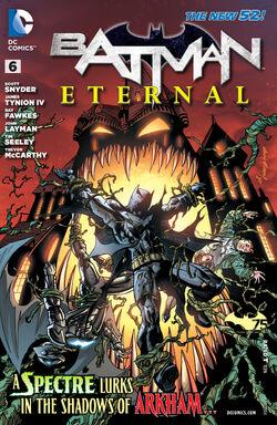 Batman Eternal Vol 1-6 Cover-1