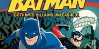 Batman Gotham's Villains Unleashed