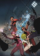 Teen Titans Vol 5-11 Cover-1 Teaser