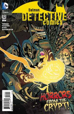 Detective Comics Vol 2-52 Cover-1