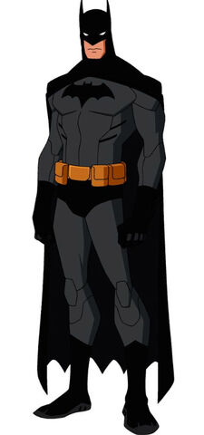 Batman Young Justice