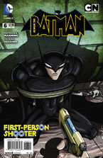 Beware the Batman Vol 1-6 Cover-1
