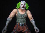 BAC green clown