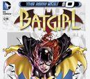 Batgirl (Volume 4) Issue 0