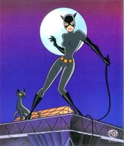 Catwoman Warner Animation