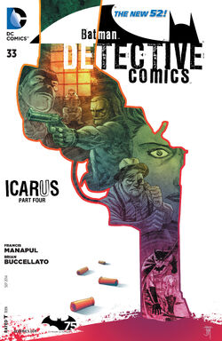 Detective Comics Vol 2-33 Cover-1