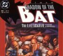 Batman: Shadow of the Bat 1