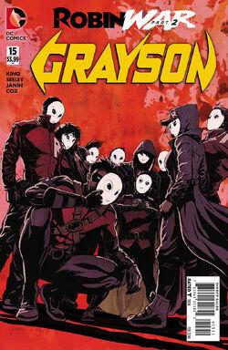 Grayson Vol 1-15 Cover-1