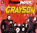 Grayson (Volume 1) Issue 15