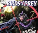 Birds of Prey Issue 84