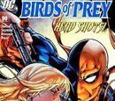 Birds of Prey Issue 90