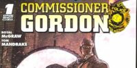 Battle for the Cowl: Commissioner Gordon