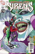 Gotham City Sirens 20