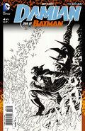 Damian - Son of Batman Vol 1-4 Cover-3
