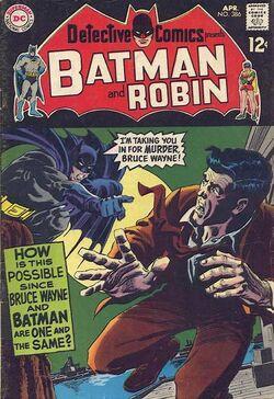 Detective Comics Vol 1-386 Cover-1