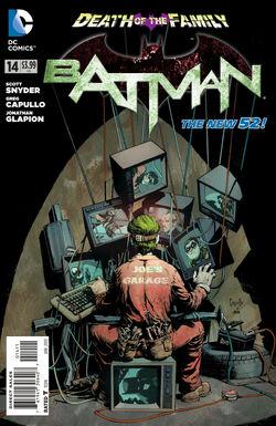 Batman Vol 2-14 Cover-1