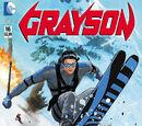 Grayson (Volume 1) Issue 16