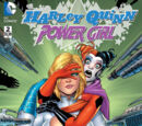 Harley Quinn/Power Girl (Volume 1) Issue 2