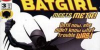 Batgirl Issue 3