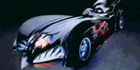 Batmobile (Batman & Robin)