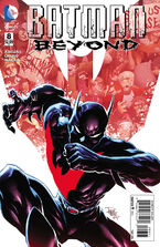 Batman Beyond Vol 6-8 Cover-1