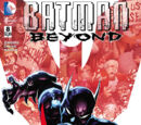 Batman Beyond (Volume 6) Issue 8