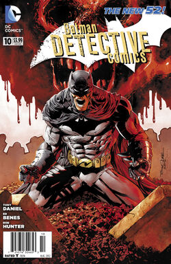 Detective Comics Vol 2-10 Cover-1
