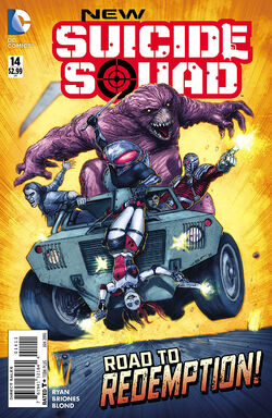 New Suicide Squad Vol 1-14 Cover-1