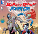 Harley Quinn/Power Girl (Volume 1) Issue 3