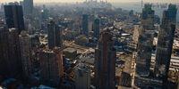 Uptown Gotham City