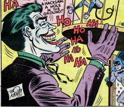 Joker-A Hairpin, a Hoe, a Hacksaw, a Hole In the Ground!
