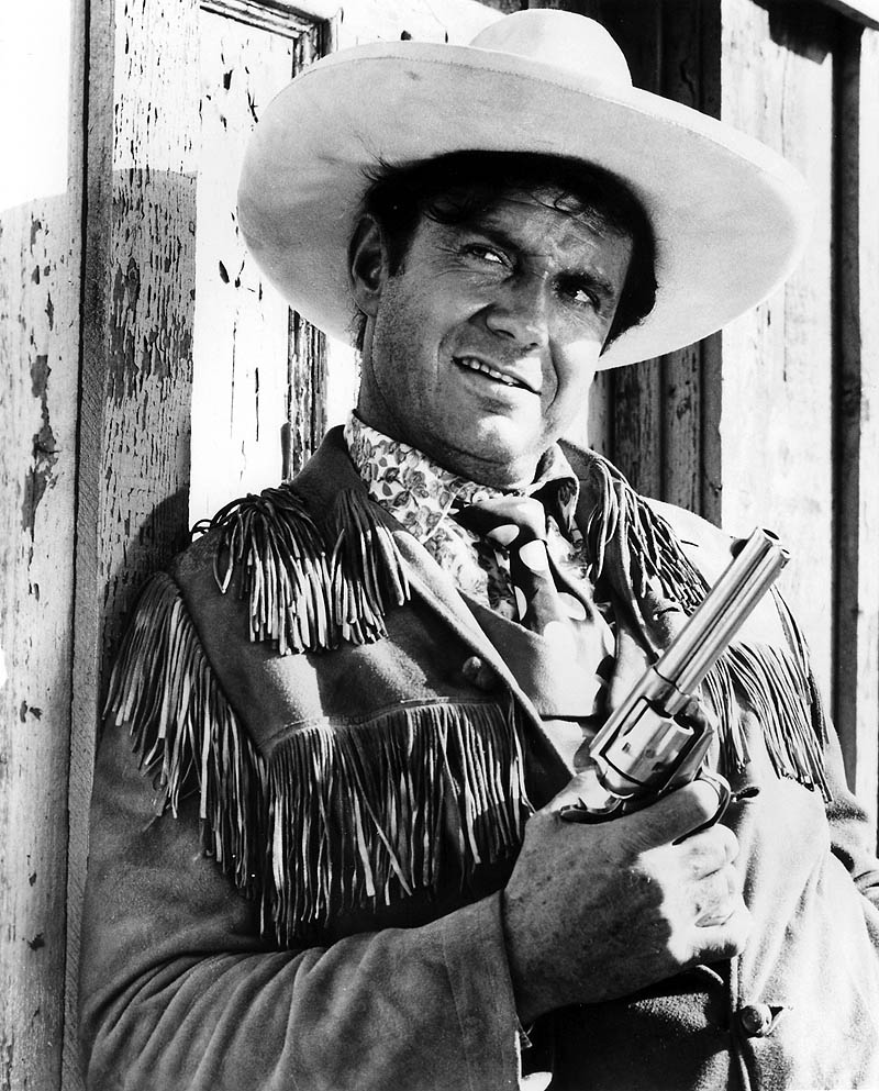cliff robertson young