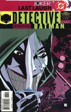 Detective Comics Vol 1-763 Cover-1