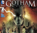 Gotham by Midnight (Volume 1) Issue 1