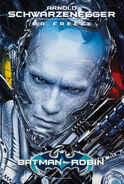 Mr Freeze (Movie Poster)