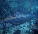 Penguin's Pre-Nuclear Submarine