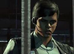 Amanda Waller - Arkham Origins