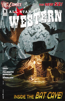 All Star Western Vol 3-5 Cover-1