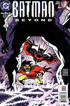 Batman Beyond V1 04 Cover