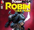 Robin: Son of Batman (Volume 1) Issue 7