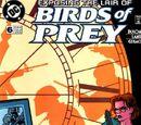 Birds of Prey Issue 6