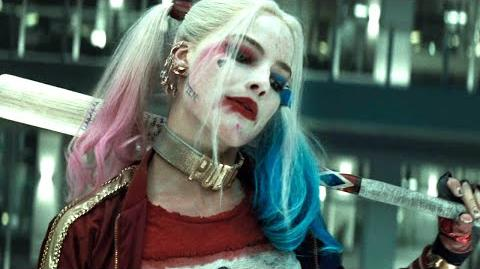 SUICIDE SQUAD - Official 'Harley Quinn' Trailer (2016) DC Superhero Movie HD-1