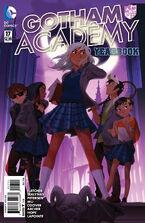 Gotham Academy Vol 1-17 Cover-1