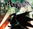 Batman: Arkham City Issue 5