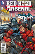 Red Hood Arsenal Vol 1-5 Cover-1