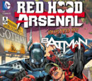Red Hood/Arsenal (Volume 1) Issue 5