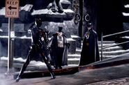 Batman Returns - The Bat, The Cat, The Penguin